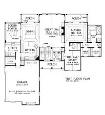 Basement Designs Plans Fascinating Conceptual Design 48D Is NOW AVAILABLE Don Gardner House Plans
