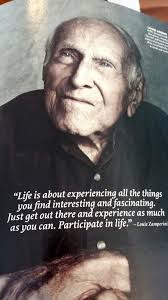 Unbroken Quotes Life is about experiencing all the things you find interesting and 43