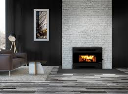 modern fireplace inserts. A Modern And Ecological Wood Insert, Is It Possible? With The Destination 1.5, Dreams Come True! This Unit\u0027s Combustion Chamber Of 1.5 Cubic-feet Offers Fireplace Inserts S