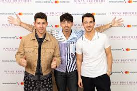 Jonas Brothers Announce 40 Date Happiness Begins Tour