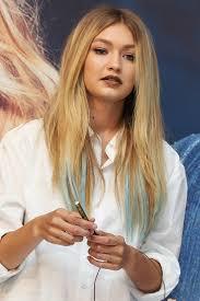 Gigi Hadid Model Gigi Hadid Dipped
