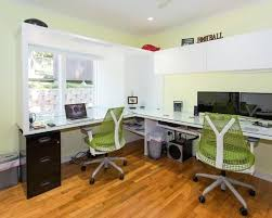 desk for office design. Comely Home Office Designs For Two And Person Desk Amazing Design R