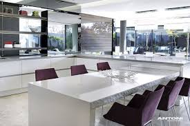 modern mansion dining room. Dining Room With White Table And Purple Chairs. Amazing Modern Bedroom Mansion U