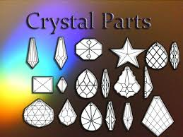 crystal prism chandelier parts chandelier chandelier crystals