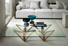 origami coffee table by porada
