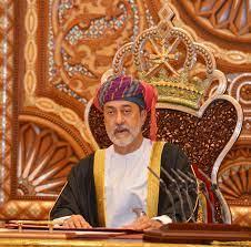 السلطان هيثم بن طارق يتعهد بالسير على نهج قابوس |