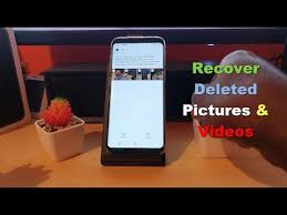 recover deleted pictures on galaxy s8