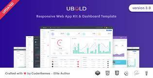 Ubold Responsive Admin Dashboard Web Ui Kit Template By Coderthemes