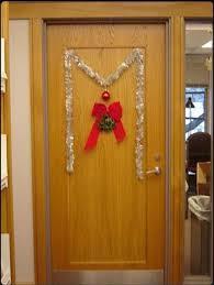 christmas office door. Simple Christmas Door Decorations Office A