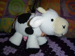 Crochet Cow Pattern Simple Ideas