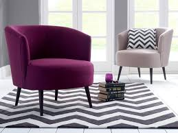 furniture comfy chairs for bedroom uk with purple comfy chair and curved back placed on