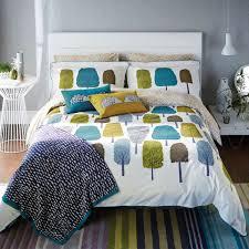 clearance scion bedlinen scion bedding at bedeck  scion cedar multi coloured bedding