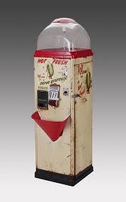 Corn Vending Machine Inspiration Vintage Sez 48 Cent 'Pop' Corn Vending Machine Circa 48