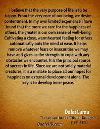 My Purpose In Life Quotes Awesome Dalai Lama Quotes QuoteHD