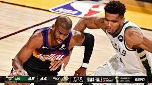 Phoenix Suns vs Milwaukee Bucks Full ...