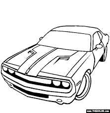 Small Picture Cool Cars Coloring Pages Car Coloring Pages Pinterest Online