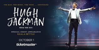 Hugh Jackman Td Garden