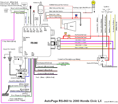 honda civic wiring harness diagram carlplant 2001 honda civic stereo wiring diagram at Honda Wiring Harness Diagram