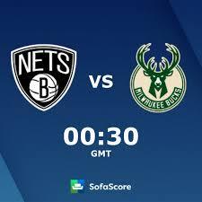 Brooklyn Nets Milwaukee Bucks Live Ticker und Live Stream - SofaScore