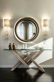 the selection of the right glass furniture can be a plus in your home decor because