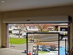rollup garage doorRollup garage door vs overhead garage door see how much head