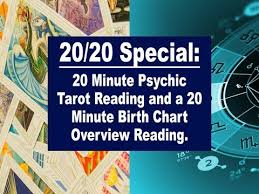 55 Special Psychic Tarot Reading And Astrology Birth Natal Chart Reading Lamarr Townsend Tarot