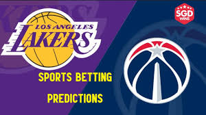 Los Angeles Lakers vs Washington Wizards 2/22/21 Free NBA Pick and  Prediction Sports Betting Tips - YouTube