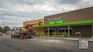 atascocita s new walmart neighborhood market one step closer says anne hatfield director of communications for walmart the smaller size easy parking access drive thru pharmacy make this a perfect footprint for