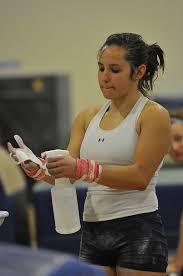 Gymnast receiving high marks | Sports | dailytitan.com