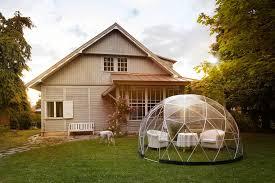 garden dome. Geodesic Outdoor Garden Room Dome