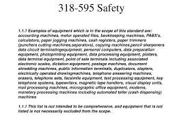 Standard Office Equipment List Environmental Aspects Ppt Download