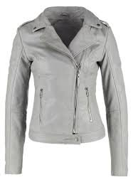 be edgy caro leather jacket grey women leather jackets edgy jackets retail