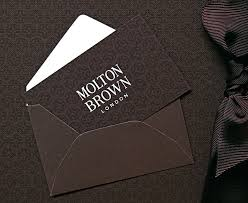 add a personal touch to your gift with a free personalised message on a molton brown luxury card and presented in an envelope