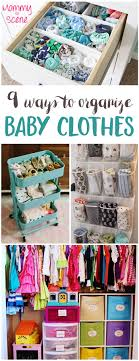 Diy Storage Container Ideas Best 25 Clothes Storage Ideas Only On Pinterest Clothing