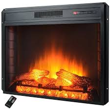pleasant hearth 28 electric fireplace insert fireplace screens with glass doors