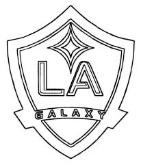Small Picture 7 best LA Galaxy Logo images on Pinterest La galaxy Galaxies
