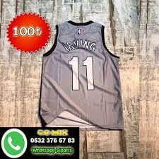 Brooklyn Nets 11 Kyrie Irving Basketbol Forma