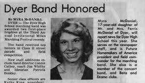 Myra McDaniel in the news in 1978 - Newspapers.com
