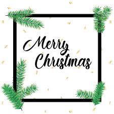 Christmas Photo Frames Templates Free Green Christmas Frames Stock Illustration Illustration Of