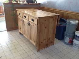 Amish Furniture Kitchen Island Hand Made Portable Kitchen Island By The Amish Hook Up
