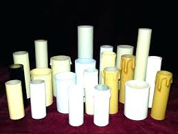 chandelier socket covers updating diy candle sleeves cover lamp replacement chandelier candle sleeves parts