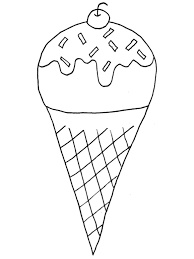 Download Coloring Pages. Ice Cream Coloring Page: Ice Cream ...