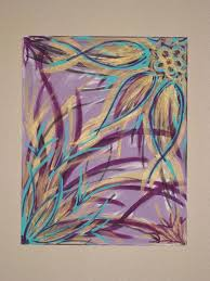 easy canvas art painting google search