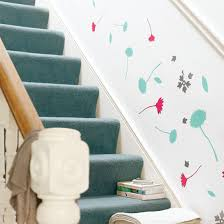 how to decorate with stencils ideal home