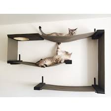 incredible cat climbing shelves stylish decoration wall 125 00 to within cat steps for wall renovation