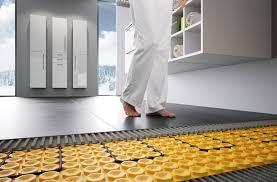 schluter ditra heat e rs touch screen digital floor thermostat kit ditra heat digital floor thermostat · ditra heat working