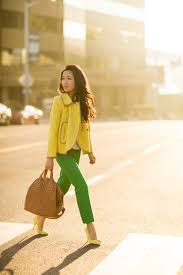 Jewel Tones :: Topaz yellow & Emerald green - Wendy's LookbookWendy's  Lookbook