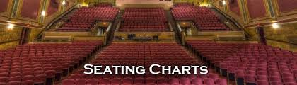 Stadium Theatre Official Site Seating Charts