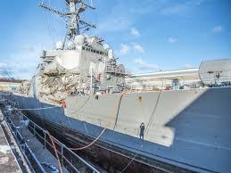 Navy Seamanship U S Navy Citing Poor Seamanship Removes Commanders Of Uss