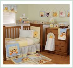 Winnie The Pooh Babys Girl Nursery Winnie The Pooh Nursery Furniture  Classic Winnie The Pooh Nursery